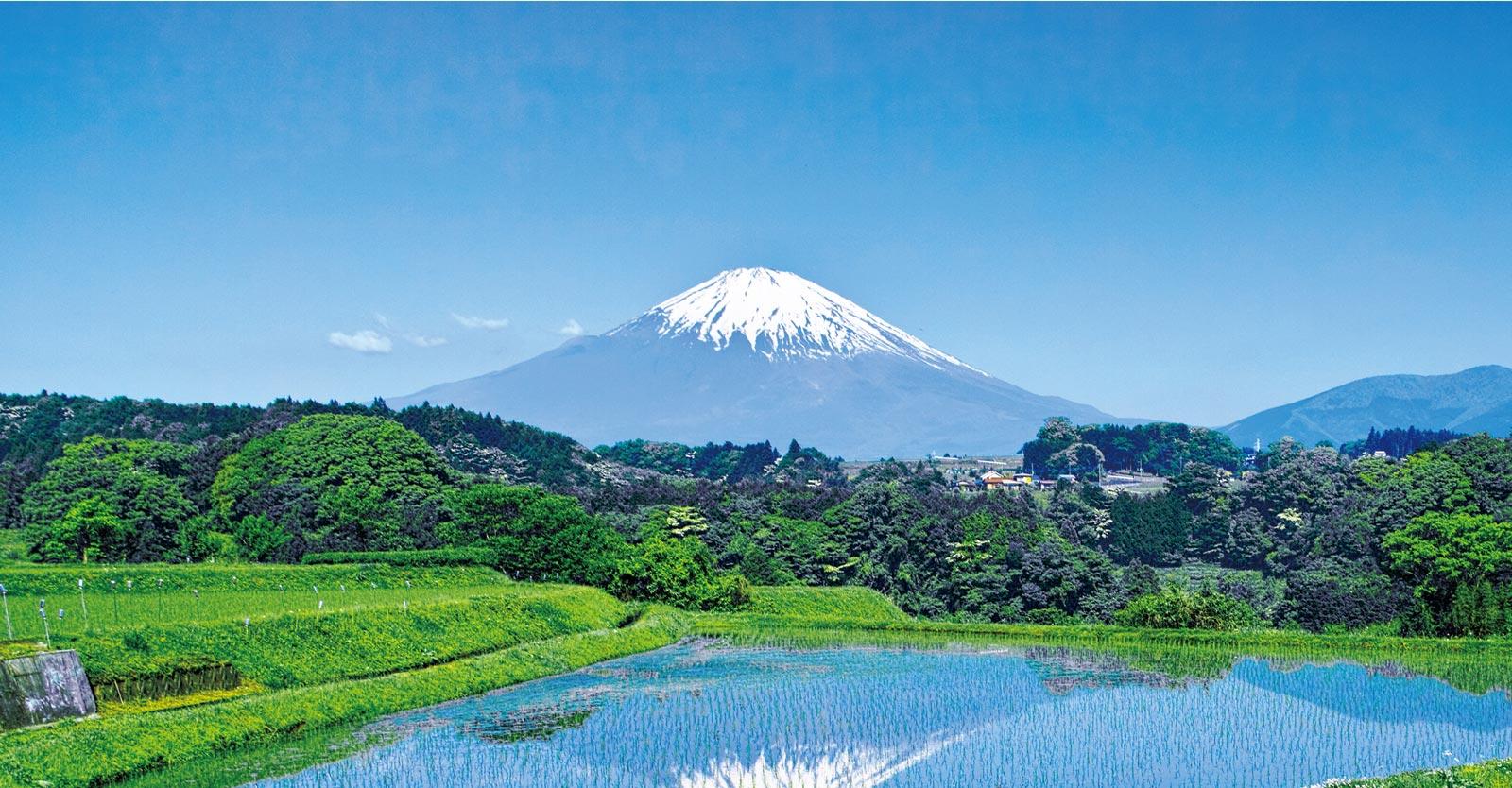富士山イメージ